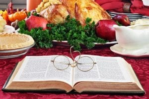 Books Thanksgiving