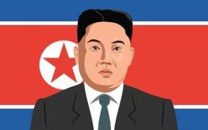 North Korea Ballistic Missile