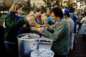 Volunteer For Thanksgiving