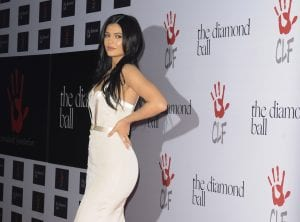 Kylie Jenner Announces Birth of Baby Girl