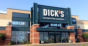 Dick's Sporting Goods No Longer Sell Assault-Style Rifles