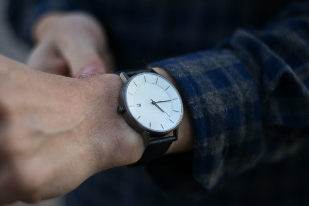 Men Wear Watches