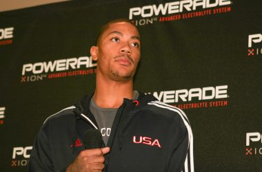 NBA Star Derrick Rose