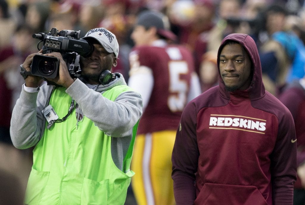 RG3 gets another shot in the National Football League, signs with Ravens