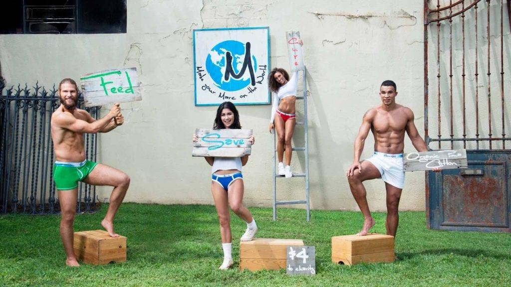 Marc Skid Organic Underwear