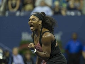 Serena Williams Anger