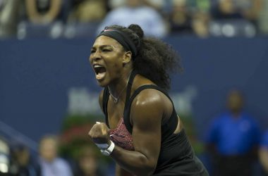 Serena Williams Anger