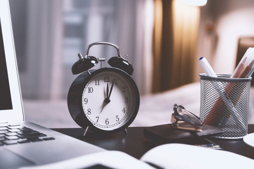 Time Management 101: Keeping Up with College Life