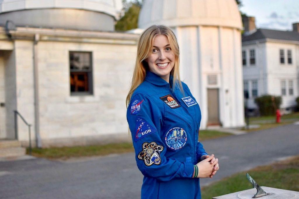 Need Motivation? Meet Astronaut Abby