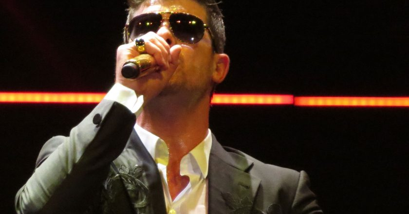 Robin Thicke and Pharrell Williams to Pay $5m to Marvin Gaye