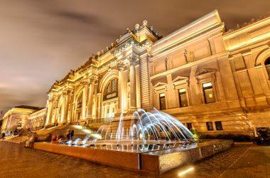 Met Gala at The Metropolitan Museum of Art.