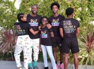 Dwayne Wade supports his LGBTQ+ daughter Zaya