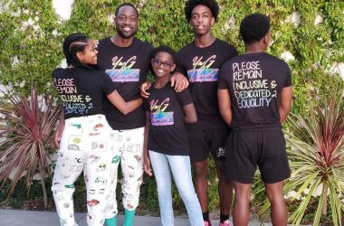 Dwayne Wade supports his LGBTQ+ daughter Zaya