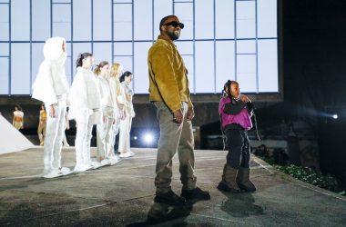 Kanye West debuts his Yeezy Season 8 collection prototypes