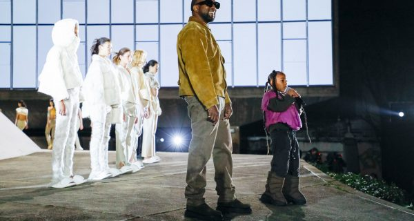 Kanye West debuts his Yeezy Season 8 collection prototypes
