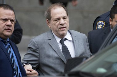 Harvey Weinstein tests positive for coronavirus while in prison