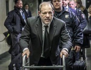 Harvey Weinstein was sentenced to 23 years