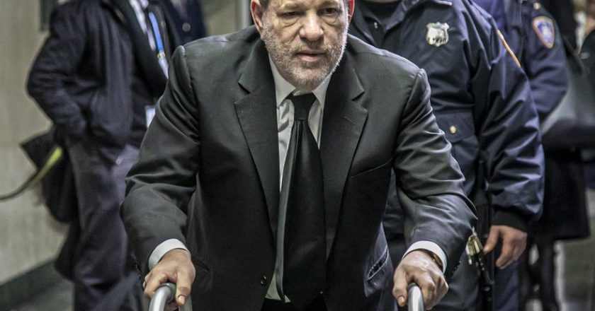 Harvey Weinstein was sentenced to 23 years