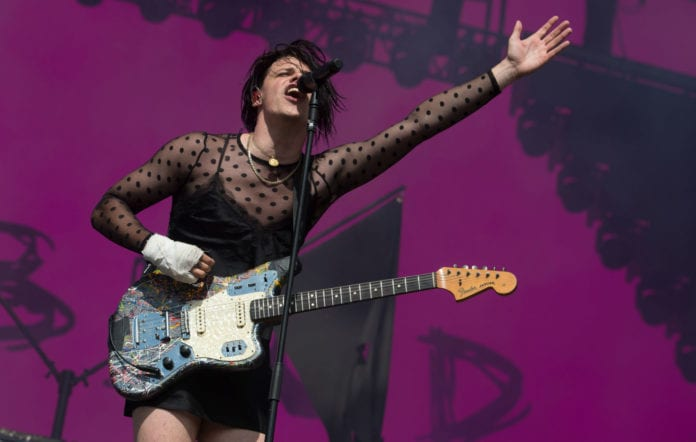 Yungblud live streams concert due to cancellations from coronavirus