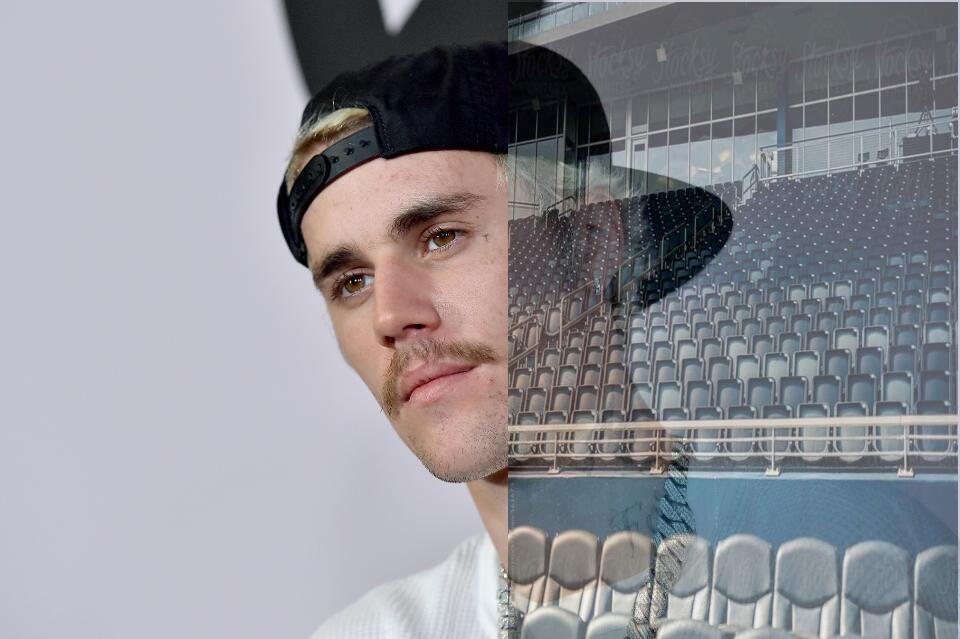 Justin Bieber downsizes tour due to low ticket sales