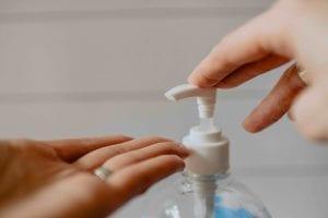 Make a safe hand sanitizer recipe
