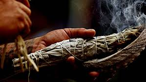 Sage cleansing is a perfect way to bring in new energy