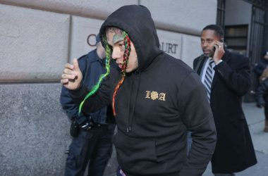 Tekashi 6ix9ine may receive early prison release due to coronavirus risks