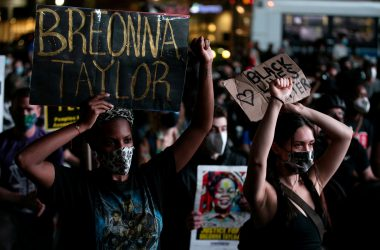Breonna Taylor protests