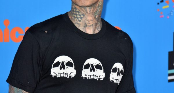 Blink-182 Star Travis Barker Takes First Flight since Deadly 2008 Crash