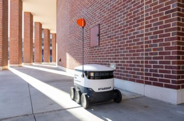 Starship Technologies declare more food delivery robots to more US Campuses