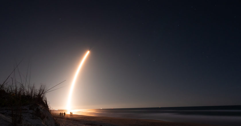 SpaceX launches Four Amateur Astronauts on Inspiration4 Mission