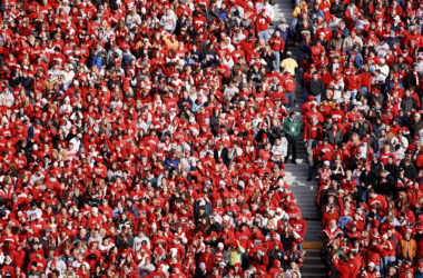 College Football Stadiums Filled as Fans Return