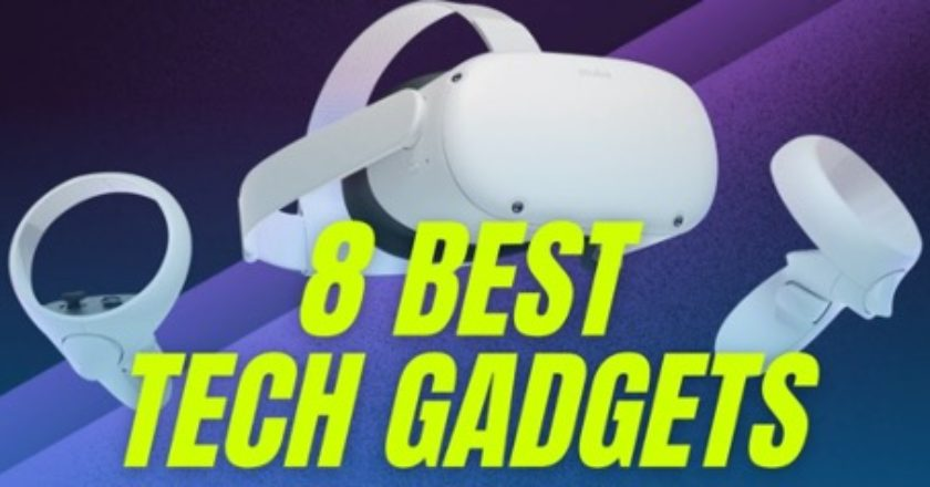 The 8 Coolest Tech Gadgets In 2021